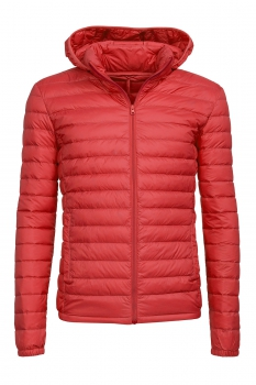 Red Plain Jacket