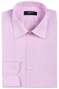 Camasa slim roz uni