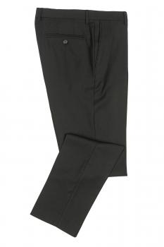Black Plain Trouser