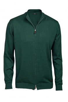 Clasic fit Green Sweater
