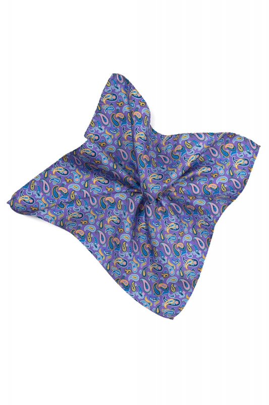 Batista multicolora print floral matase tesuta