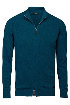 Clasic fit Blue Sweater