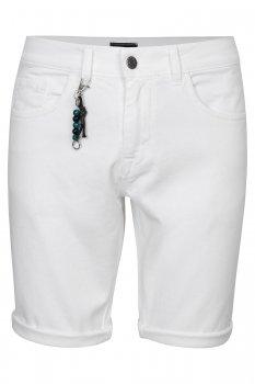 Pantaloni scurti slim Albi Uni