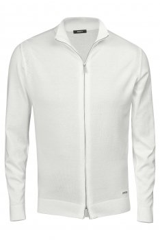Regular White Sweater