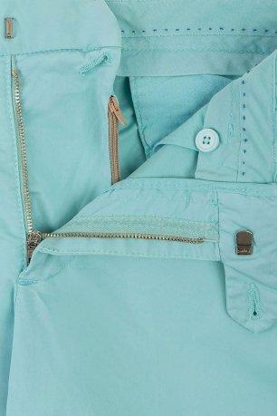 Pantaloni bleu uni