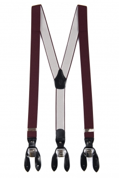 Purple Suspender