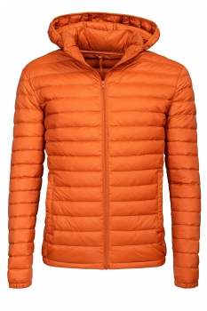 Orange Plain Jacket