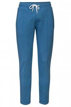 Pantaloni Trening slim Albastri uni