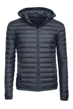 Grey Plain Jacket