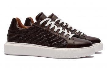 Sneakers Maro Piele naturala