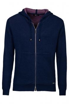 Slim body Navy Sweater