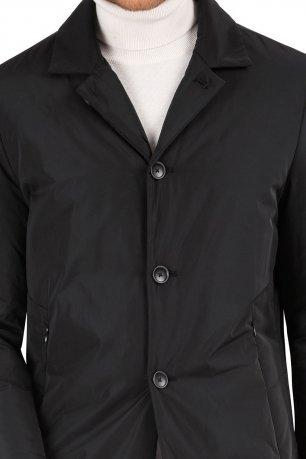 Jacheta slim neagra uni