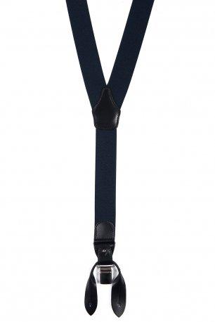 Bretele bleumarin uni