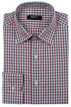 Shaped Multi-colored Carouri Shirt