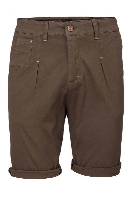 Pantaloni scurti grej uni