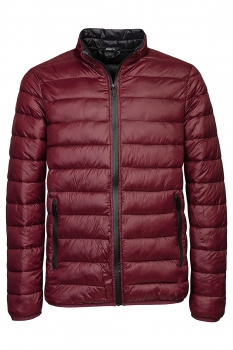 Burgundy Plain Jacket