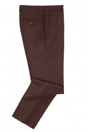 Pantaloni superslim fabian grena uni