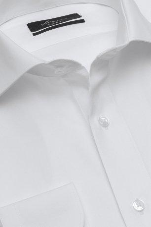 Camasa shaped alba uni