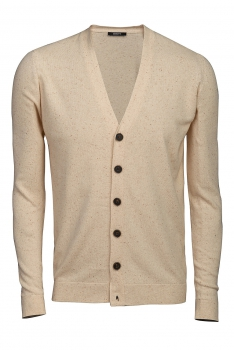Slim body Beige Sweater