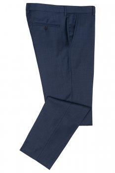 Pantaloni Conti slim Bleumarin Uni